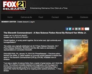 MD News Eleventh Commandment
